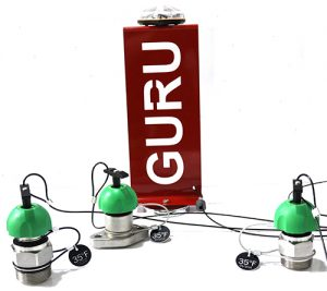 GURU Flag and Key Rail Freeze Protection