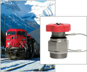 Railroad Freeze Protection for Locomotives