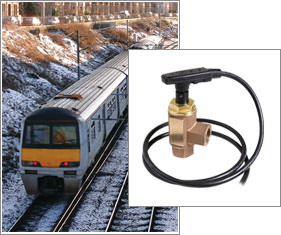 Railroad Freeze Protection for Passanger Cars