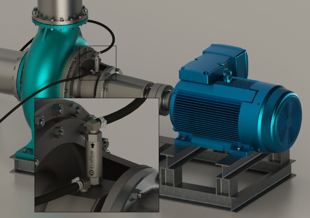 EcoFlow® mechanical seal support system