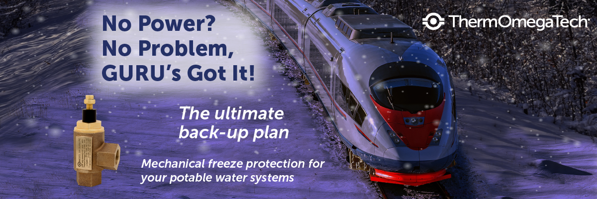 No Power - No Problem - Mechanical Freeze Protection for Your Potable Water Systems