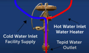 Tepid Water Delivery